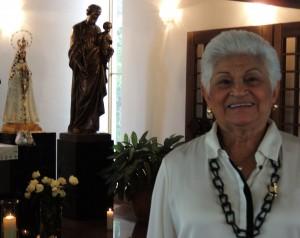 Rectora de la UNE: Prof. Gladys Carmona de Marcano