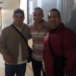 Carlos Torres Grupo Monasterio & Torres C.A. TE Victor Rios TA Armando Loaiza