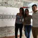 Inversiones Hotel Dubai Suite C.A. Jessica Teixeira TE Thairine Barreto TA Clisber Cabrales