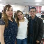 Genesis Guzman  Fundacion Barrio Nuevo Tricolor TE Deyanervys Sanchez TA Richard Ruiz