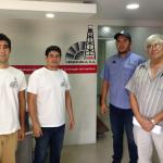 Generación Servicios Mantenimiento GSM Venezuela C.A. Oscar Dominguez y Angel Hernandez TE Juan Hernandez TA Luis Ugarte